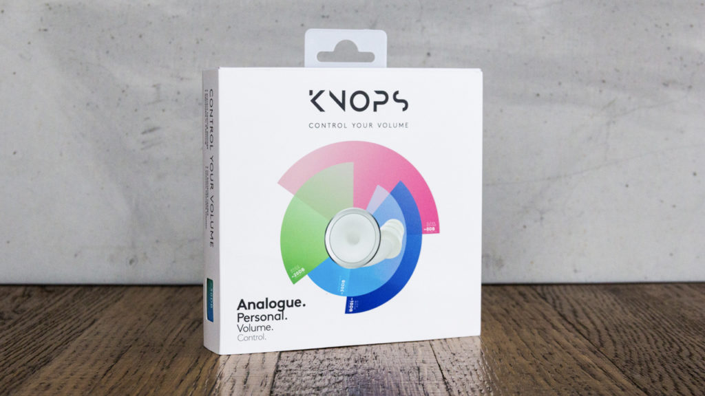 Knops Packaging Design
